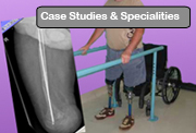 Case Studies and Specialities Portal