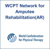 WCPT Network for Amputee Rehabilitation logo